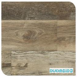 PVC ビニールリノリウムフロアシートストーンスレートウッド PVC ビニール 床は白い床