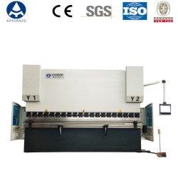 We67y-110X4000 hydraulisches Bending&, das Machine/CNC Presse-Bremse faltet