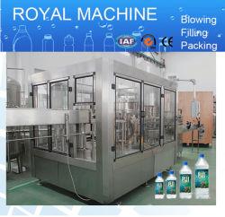 Пэт бутылки питьевой чисто минеральные воды мойка заполнение кузова машины завод воды фильтр