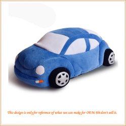 Tejido de felpa relleno de los vehículos populares coches de juguete