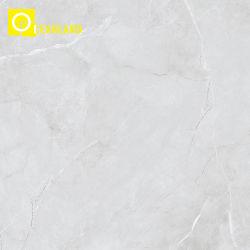 Bon marché pur vitrifiés antidérapantes de carreaux de carrelage en marbre de la porcelaine