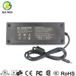 Venda por grosso de fábrica de Shenzhen 100-240 V CA para CC 12 V 10um adaptador de energia com 5,5mm x 2,5mm Plugue DC para tiras de câmaras CCTV de iluminação LED impressora 3D