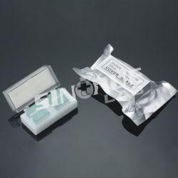 Vetro di coperchio di Hemacytometer di vetro di coperchio del microscopio del laboratorio della confezione sotto vuoto