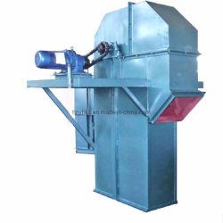 Élévateur à godets verticaux de grande capacité utilisés en usine de ciment