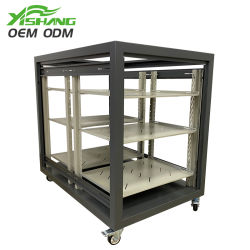 حاويات إلكترونيات معدنية كهربائية مقاومة للماء من الألومنيوم لمصنعي المعدات الأصلية (OEM)