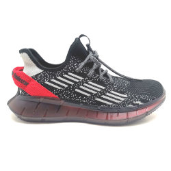 2020 La moda casual zapatillas planas transpirable y ligera para el hombre de la zapata de malla