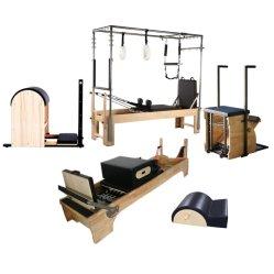 Oont-P1 Oak Wood Balanced Body & 용 필레이트 장비 차체 건물