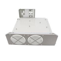 Casella personalizzata di allegato della lamiera sottile utilizzata per gli accessori dell'alloggiamento del radiatore del calcolatore