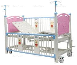 اثنان سرير غير مستقر يدويّة طبيّة خاصّ بطبّ الأطفال طبيّة/[هوسبيتل بد] لأنّ أطفال