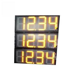 مؤشر LED واحد ملون مزود بـ 8888 من نوع Waterlمقاومة للماء عرض الإشارة
