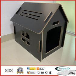 Hölzernes Haustier-Spielzeug-Haustier-Produkt-Haustier-Zubehör-Haustier-Haus und Hundehaus