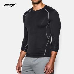 カスタム適性の衣服の人の練習のTシャツ