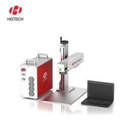 도매 소형 휴대용 소형 섬유 Laser 표하기 기계