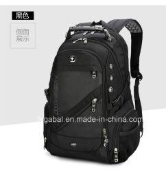 Швейцарский шестерни прочного полиэстера поездки спортивный рюкзак сумка для ноутбука