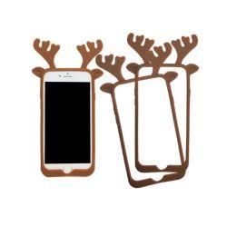 عيد ميلاد المسيح هدية شكل خلية هاتف حقيبة ل [إيفون] [سري]