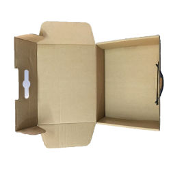 Whoelsaleは低価格のパンKraftpaperbagwith包装のWindows Round_Paper_Boxを印刷した