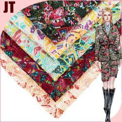 تسلسل البوليستر متعدد الألوان بطول 3 مم و5 مم على شكل حز، نمط هندسي متعدد الألوان، دقيق عالي الجودة تتمة مساء اللباس قماش Retro الملابس Lace عالية النهاية الملابس إمبرو
