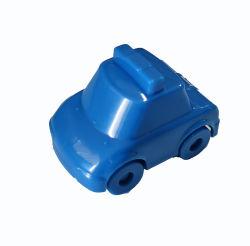 Pequeño de plástico promoción alquiler de vehículos de juguete de coche de policía de bricolaje de juguete para niños el juego de aparentar