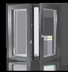 Perfil de alumínio extrudido para porta de janela com alta qualidade da China Fornecedor/fabricante
