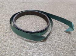 Cable de fibra óptica las materias Material metálico 11 mm de ancho flexible y suave recubrimiento de doble cinta de acero de PE