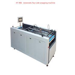 Libro de semi-automático que cubren la máquina