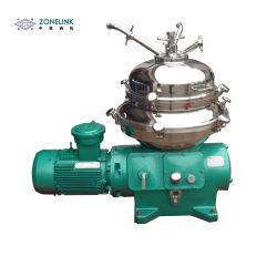 Dhc500 Высокая скорость автоматической разрядки топливной нефти водой диском сепаратор