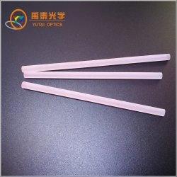 3X78mm 6X110mm 7X145 mm 8X185mm 8X165mm de Staaf van het Kristal van de Laser van Nd YAG