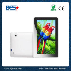 GPS Dual Camの7インチMtk8127 Quad Core 1024*600 Android Tablet