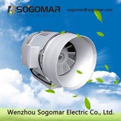 새로운 디자인의 전문가용 외부 공기 사일런트 인라인 튜브 팬 SFP-250