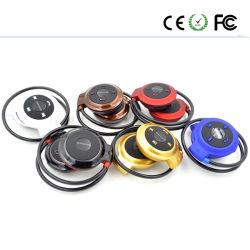 Movimiento Head-Mounted Mini503 Auricular inalámbrico Bluetooth con FM 3.0