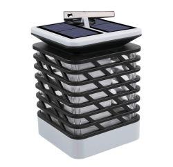 2018 Новый портативный на солнечных батареях желтый цвет при свечах солнечной энергии на 100% солнечной лампа