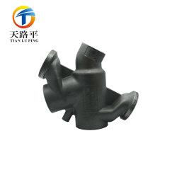Fundición de acero de precisión OEM personalizados a la cera perdida la fundición y mecanizado CNC de aluminio de acero inoxidable//// Zinc cobre latón agua Gas-oil de acoplamiento de accesorios de tubería
