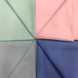 La vente en gros plaine antimicrobiens teint en polyester/coton tissu de l'hôpital