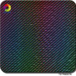 Tsautop 0.5/1m de largura de impressão por transferência de água em fibra de carbono