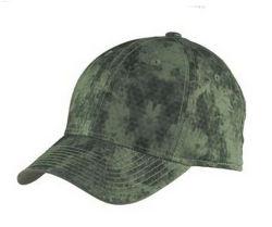 Casquette de baseball camo vert promotionnelle