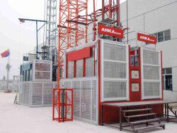 Ce aprobada Anka personal y material elevador elevador de pasajeros y mercancías