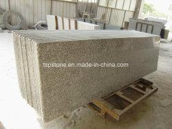 Preiswerteste chinesische rosafarbene GranitG664 Countertops