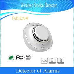 Sistema de Alarma de seguridad doméstica de Dahua Detector de humos inalámbrico (FAD122A-W)