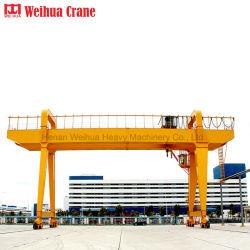 Weihua мг Modle двойной подкрановая балка начало чертежа козловой кран для установки вне помещений
