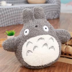 Belle conception de dessins animés jouet en peluche Totoro animal en peluche Cat