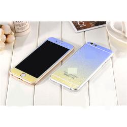 واقي زجاج مقسّى عالي الجودة مقاس 2.5D مقوس للحافة من أجل iPhone 5 جم/6 جم/6 ثوانٍ