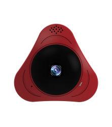 Macchina fotografica di Toesee 3D Vr WiFi 360 macchina fotografica dell'interno senza fili panoramica del CCTV di sorveglianza di sicurezza di obbligazione domestica di Fisheye 960p di grado
