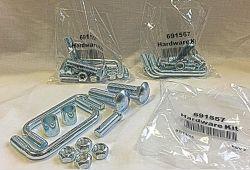 أطقم المكونات المادية عالية الجودة - مكونات مطلية بالزنك من خلال الكشط المتعدد