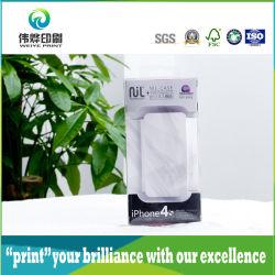 Telefone celular apagar a impressão de embalagens de PVC Caixa de oferta