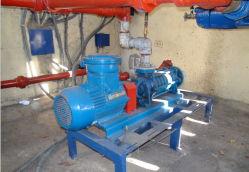 Canal latéral à plusieurs stades de la pompe GPL sans moteur