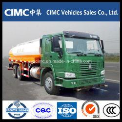La meilleure qualité de l'huile HOWO camion citerne du camion pour le Moyen-Orient
