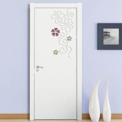 Oppein красивый букет белых лаком деревянные двери салона (MSPD21)