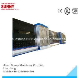 Máquina de vidro isolante automática vertical/linha de produção de vidro isolante