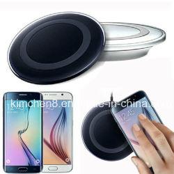 La conception de la vente chaude nouveau brevet Qi Chargeur de téléphone mobile sans fil