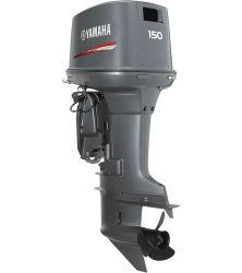 Echter YAMAHA 2 Anfall-kurzer Welle-Boots-Außenbordmotor-/Electric-Bewegungsaußenbordmotor (150A)